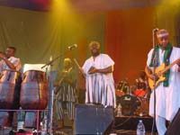Osibisa at Clare World Music Festival 2003